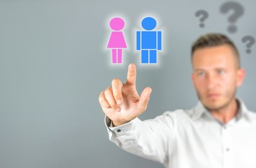 Konzept Gender