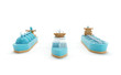 Toy boat group - 81576361