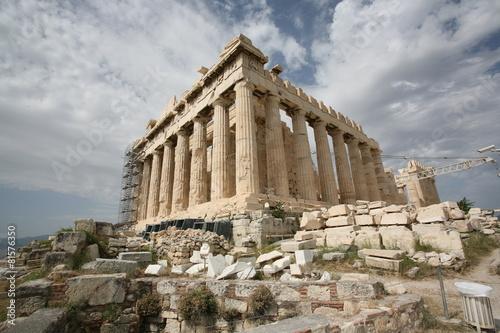Fotobehang Athene Akropolis von Athen