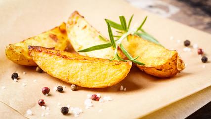 Kartoffelspalten - Wedges