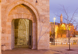 Jerusalem - The tower of David and Jaffa gate