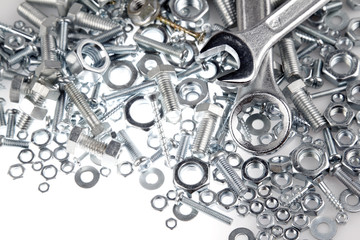 Wrenches, nuts and bolts