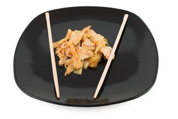 beef bamboo