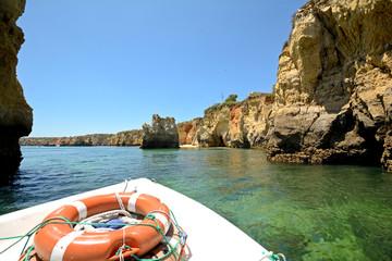 Algarve: Boat trip to Ponta da Piedade, Lagos Portugal