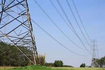 Electrical voltage line