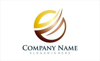 Golden Sphere - Logo