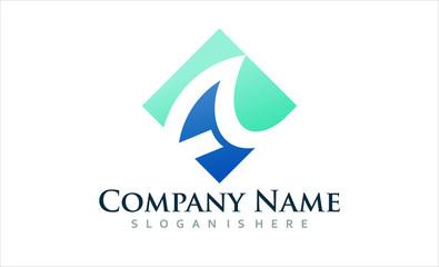 A Diamond - Logo