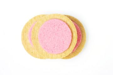 strawberry crackers