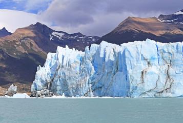 Perito Moreno glacier in Patagonia ,Argentina
