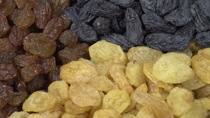 Three Kinds of Raisins