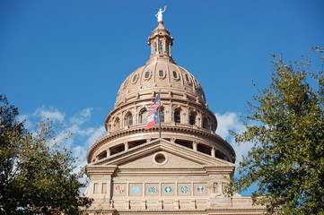 Texas State Capital Dome