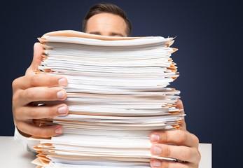 Paper. Office daze