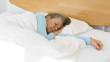 woman sleeping - 81591713