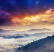 morning mountain