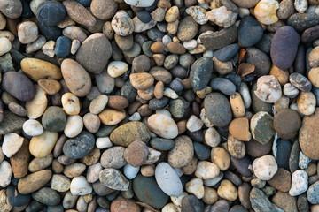 stones background.