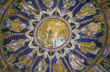 Baptistry of Neon, Ravenna, Italy