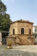 Arian Baptistry, Ravenna, Italy