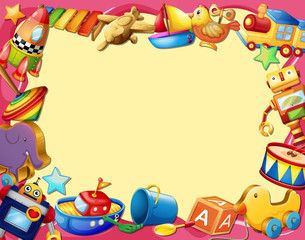 Toys banner