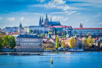 Gradchany, Prague Castle and St. Vitt Cathedral