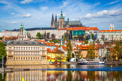 Gradchany Prague Castle and St. Vitus Cathedral - 81596761