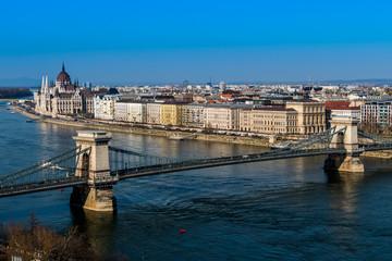 Ungarn, Budapest, Parlament