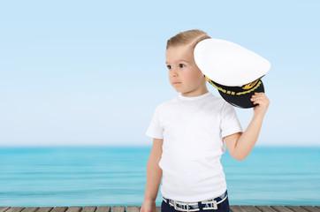 Kleiner Kapitän