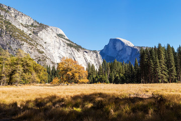 Yosemite nation park, California, USA.