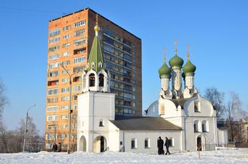 Церковь Успения Пресвятой Богородицы в Нижнем Новгороде