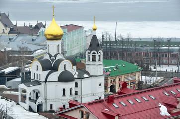 Церковь Рождества Иоанна Предтечи. Нижний Новгород