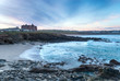 Dawn at Newquay in Cornwall