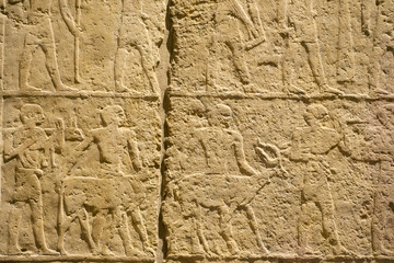 ancient Egypt relief