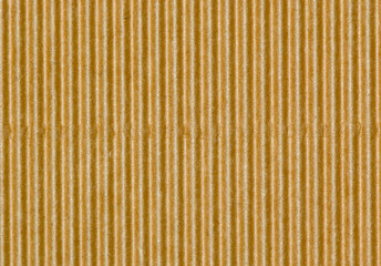 Corrugated carton background macro
