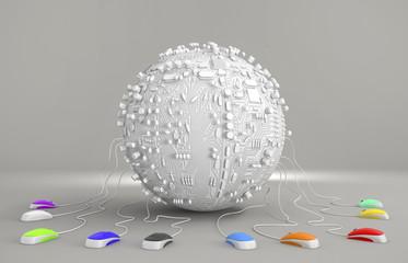 Planète informatique connexion