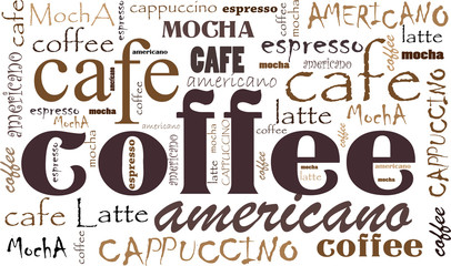 Coffee background