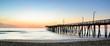 Sunrise off 14th st. Pier 2 - 81610738