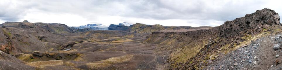 Iceland Landmannalaugar - Pormsork trekking
