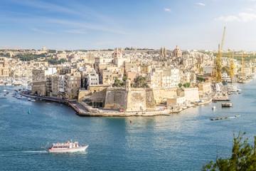 Cruise port of Valletta, Malta