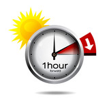 Clock switch to summ...