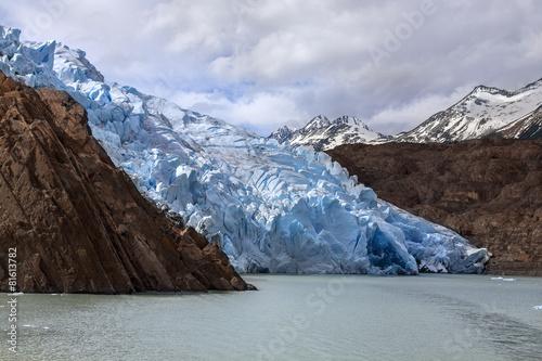 Grey Glacier - Patagonia - Chile - 81613782