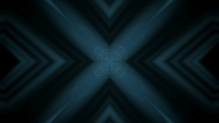 Diagonal lines kaleidoscope