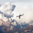 Uav in the sky - 81615149