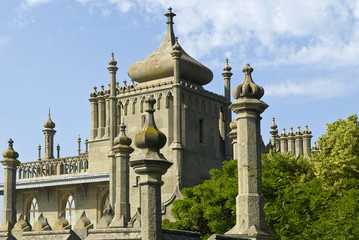 Vorontsov Palace in Alupka - Crimea