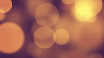 faded blurred circles slowmotion loop 4k (4096x2304)