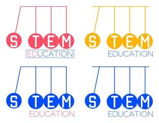 STEM Logo Cradle