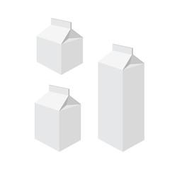 Milk packets