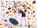 Vortex of food
