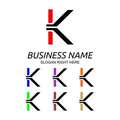 Letter K Logo v.1