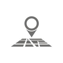 Icono mapa ubicación FB
