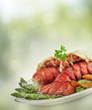 Grilled Lobster Tail - 81623718