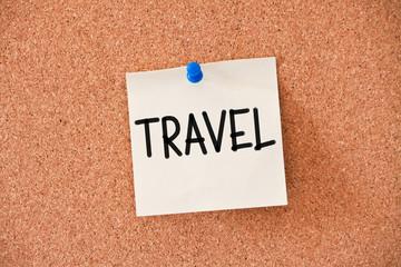 memo: travel